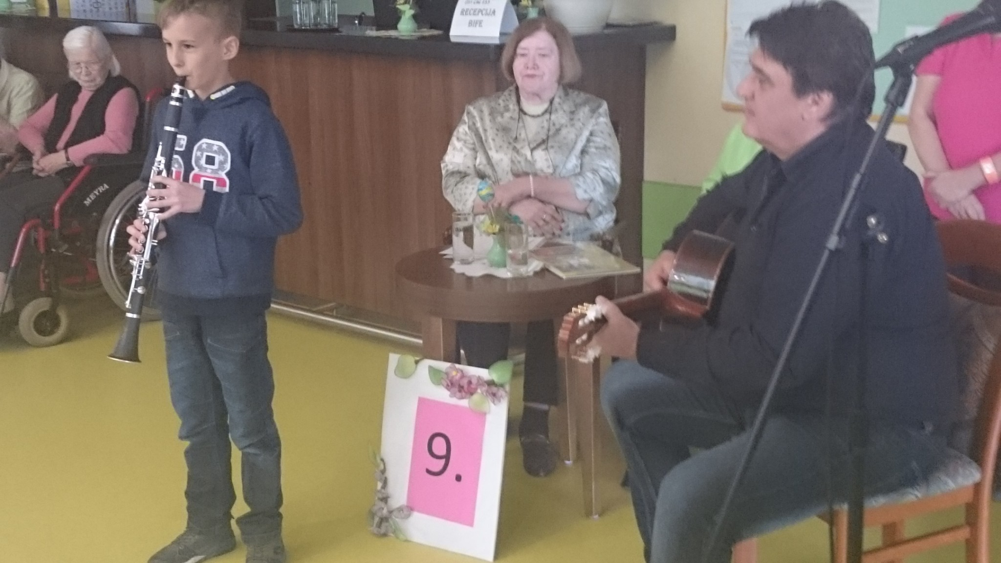 Dom starejših občanov praznoval 9 let