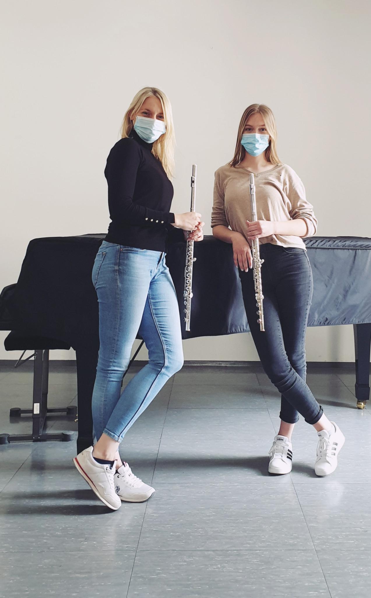 Aleksandra in Janja