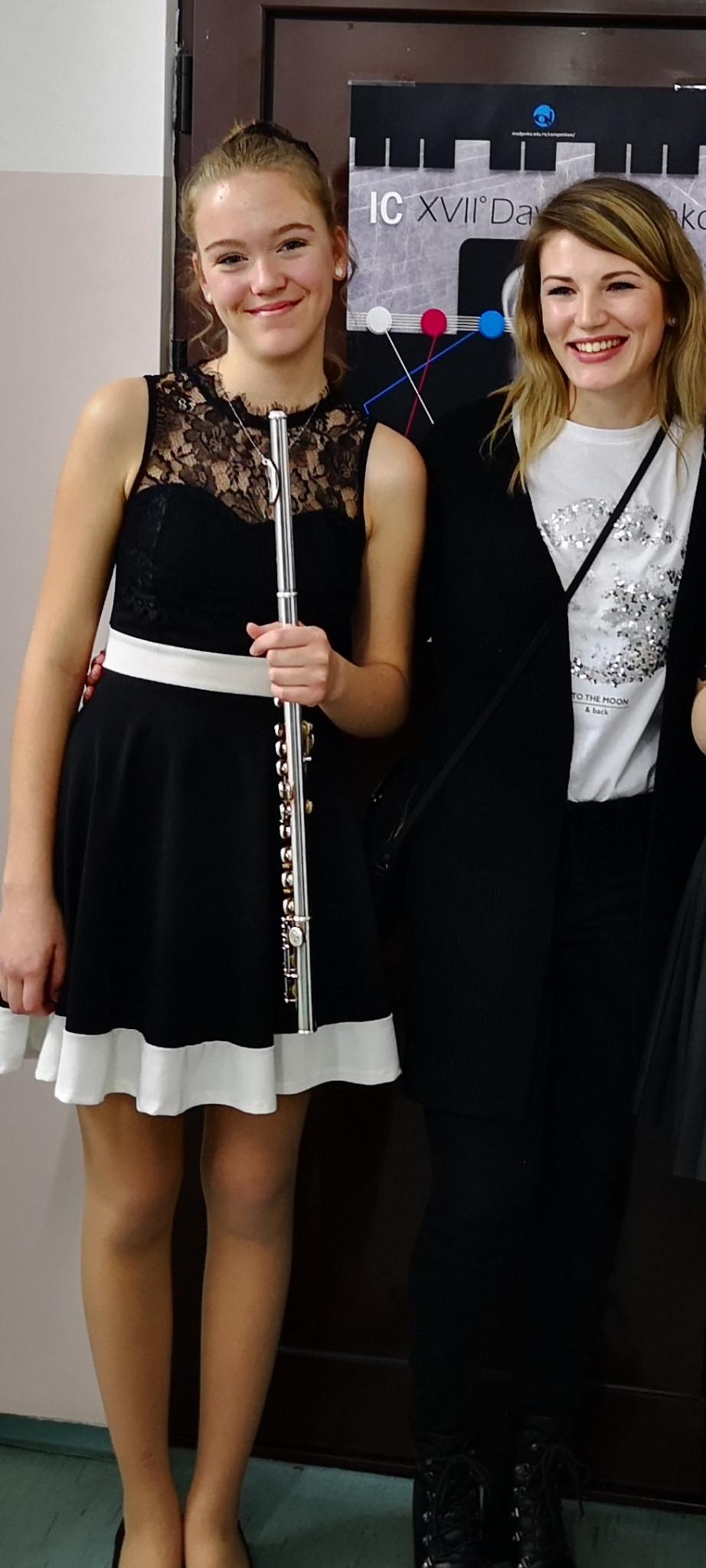 Janja in Barbara