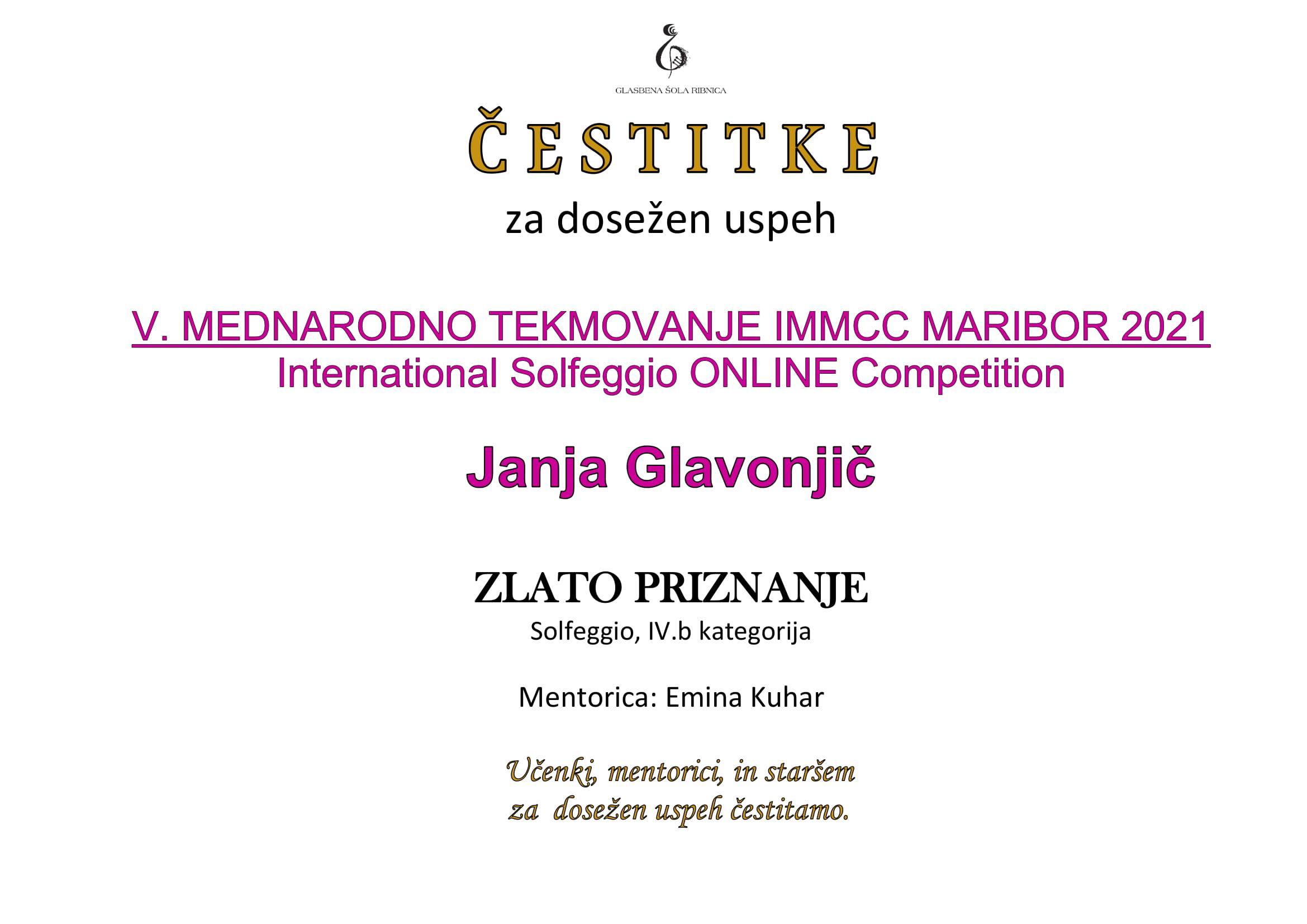 Janja Glavonjič-1